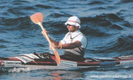 Mirko Fazzini in azione