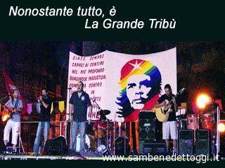 La Grande Tribù in concerto a Grottammare il 29 luglio