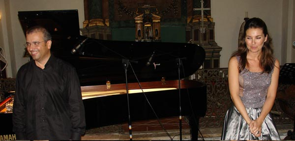 La serata Liszt