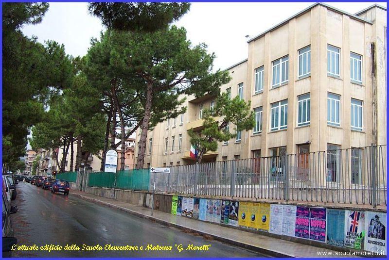 La scuola primaria Moretti