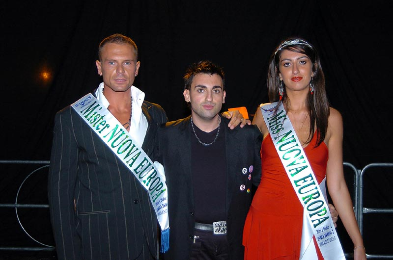 I vincitori con Loris Danesi