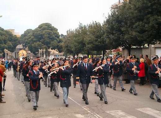 La banda di Tarquinia