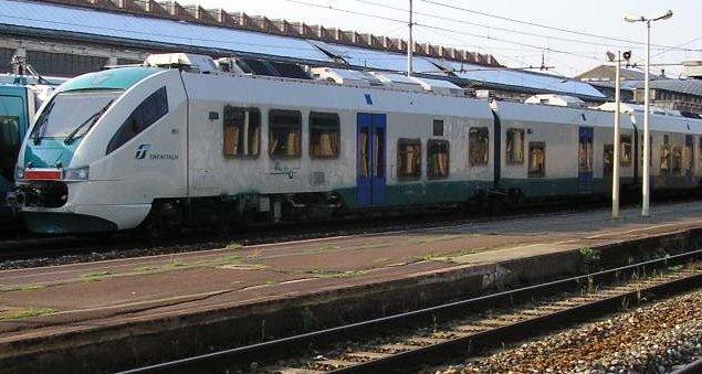 Il nuovo treno 'Minuetto' in servizio sulla tratta San Benedetto-Ancona
