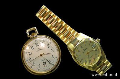 Orologi in mostra