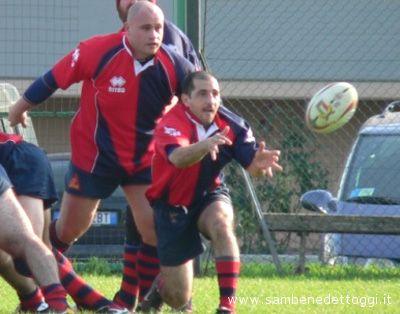 Soltec Rugby Samb, una fase di gioco