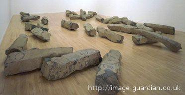 Un'opera di Beuys
