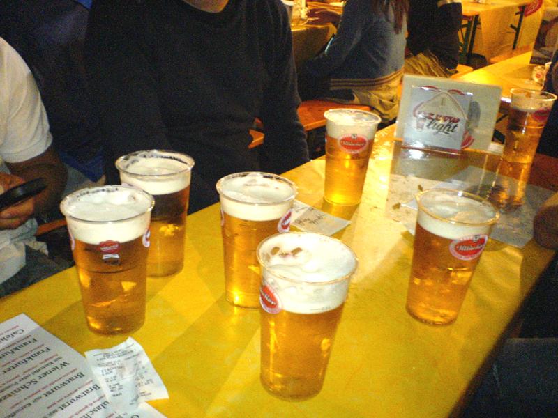 Birra di qualità per una serata speciale