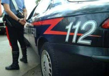Carabinieri sulle tracce dei rapinatori