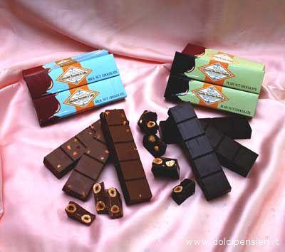 Cioccolato per aiutare Telefono Azzurro