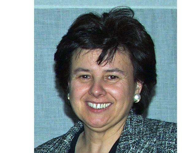 La signora Maria Pia Foschi