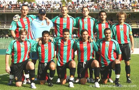 Ternana 2006-2007