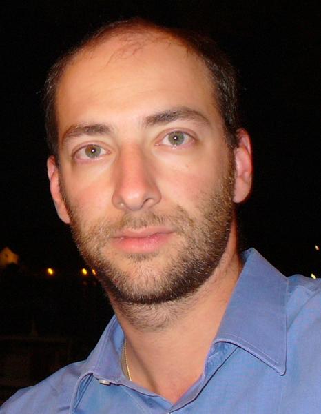 Boris Giorgetti, presidente dell'Associazione Culturale Il Torrione
