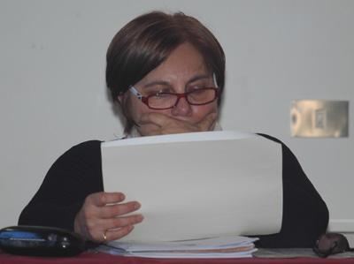 Il sindaco di Martinsicuro Nilde Maloni