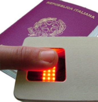 Il nuovo passaporto elettronico