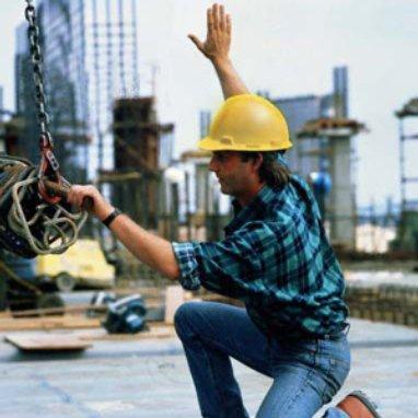 Nei cantieri edili si verificano gli incidenti sul lavoro più gravi