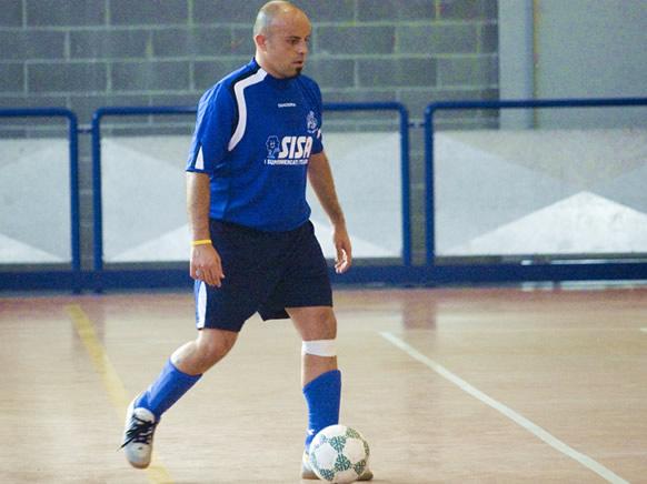 ASD MartinC5: capitan Spinosi, primo gol stagionale ad Amandola