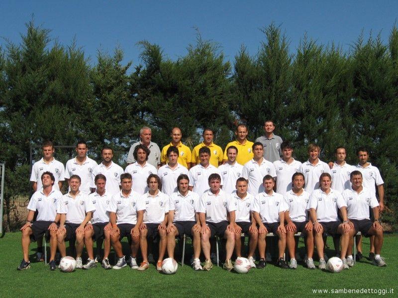 Il Porto d'Ascoli Calcio 2006/2007