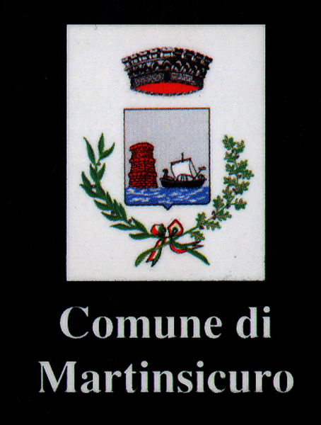 Lo stemma della Città di Martinsicuro