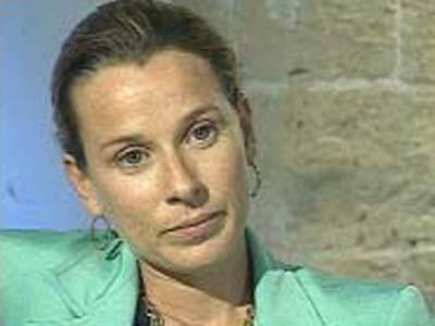 Il Ministro Giovanna Melandri
