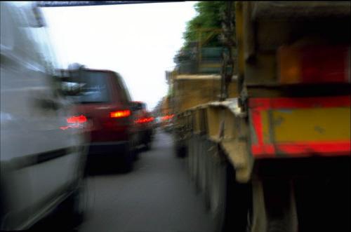 Traffico a San Benedetto