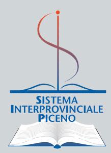 Il logo del Sistema Bibliotecario Interprovinciale Piceno