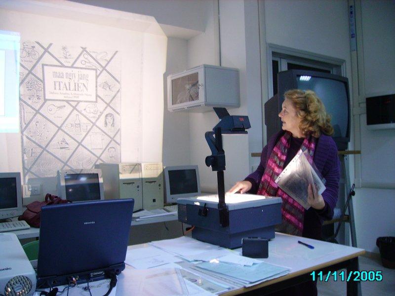 La prof.ssa Mara Clementi, formatrice della Fondazione ISMU, aprirà il corso di formazione che si svolgerà all'Alberghiero