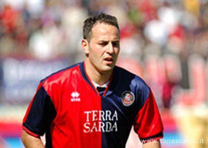 L'attaccante della Ternana Tozzi Borsoi con la maglia della Torres, sua ex squadra