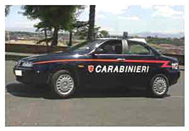 I Carabinieri hanno sorpreso un cittadino albanese alla guida della sua auto completamente ubriaco