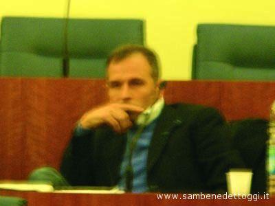 Mauro Gionni, segretario della Federazione Provinciale dei Ds