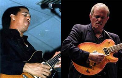 Melvin Taylor e John Abercrombie