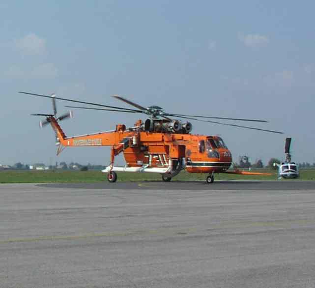 In crisi anche il settore della produzione degli elicotteri