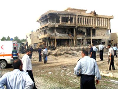 Nassiriya: il luogo dell'attentato del 12 novembre 2003