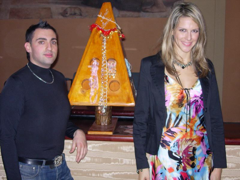 Loris Danesi e Janet De Nardis