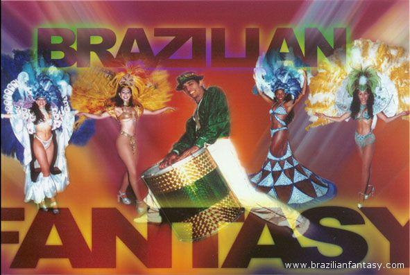 I Brazilian Fantasy si esibiranno a Capodanno in Piazza Giorgini