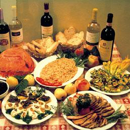 A Teramo piatti della tradizione