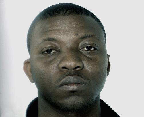 L'ivoriano Sidibe Toumani, capo dell'organizzazione dedita al traffico di droga