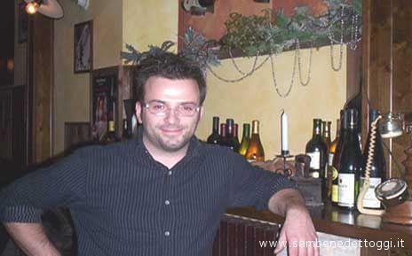 Il titolare Luca Lardani