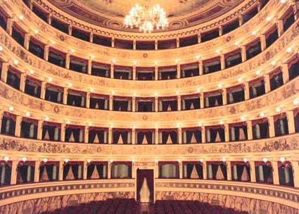 Il teatro Ventidio Basso