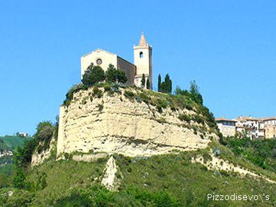 La Chiesa di Santa Maria della Rocca