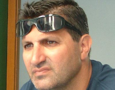 Agenore Maurizi, tecnico della rappresentativa di Serie D che parteciperà al Torneo di Viareggio