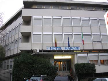 L'Hotel Marche di Ascoli, sede dei corsi di formazione professionale della Provincia