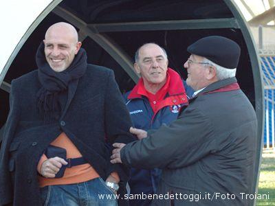 Anche Antonio Chimenti al Riviera per Samb-Rimini