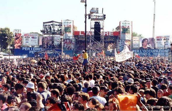 Il concerto del Primo Maggio