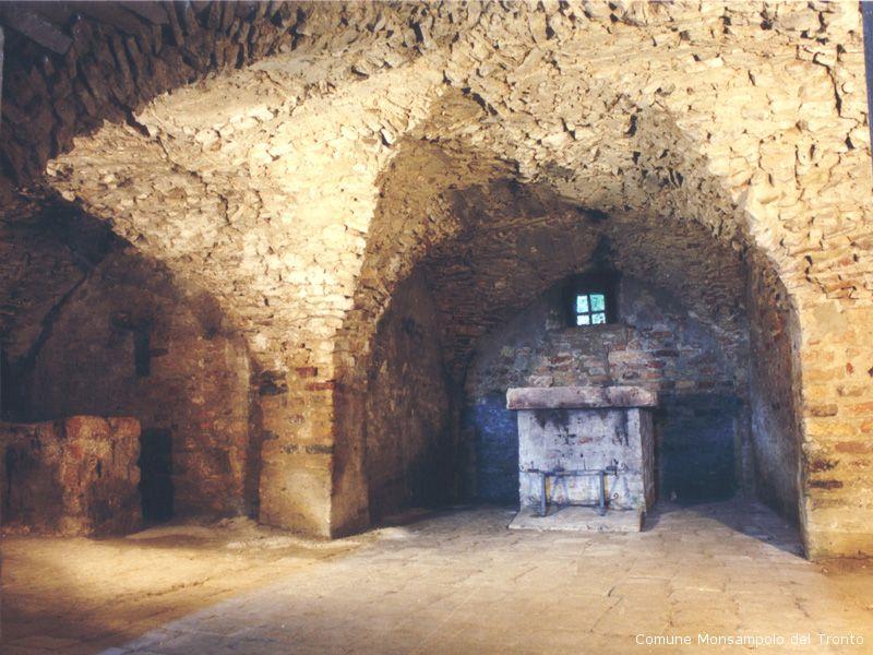 Cripta dell'Abbazia benedettina
