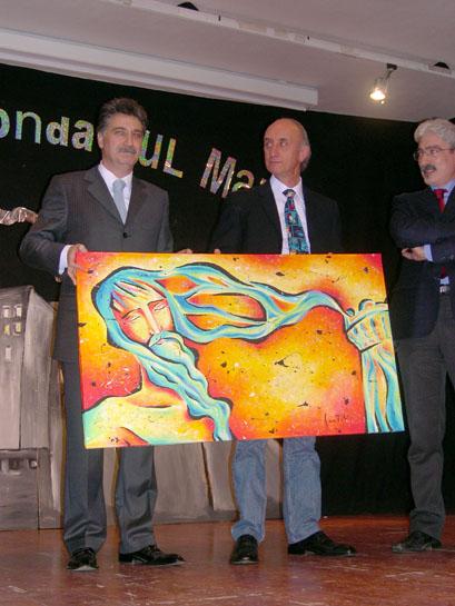 Angelo Maria Ricci Grottammarese dell'anno 2007