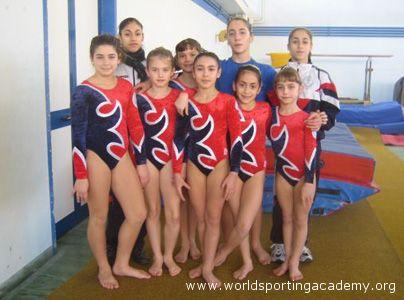 Le due squadre della WSA alla palestra Baldassarri di Porto San Giorgio