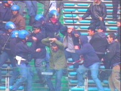 Calcio e violenza