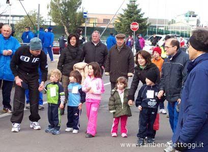 Maratonina di Centobuchi 2007: la