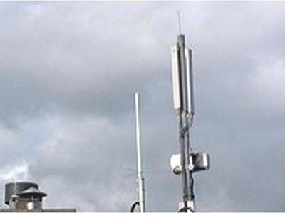 Un'antenna telefonica