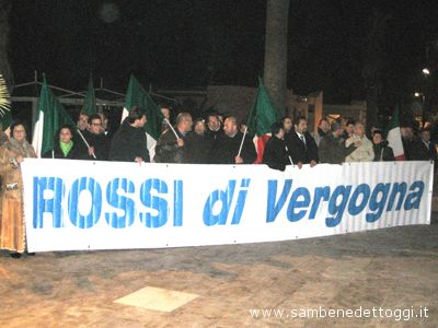 Il centrodestra ha contestato l'arrivo di Renato Curcio al Kursaal